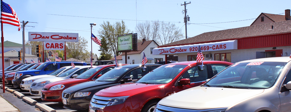 Used Cars Dealership >> Dan Goben Used Cars In Green Bay Wi